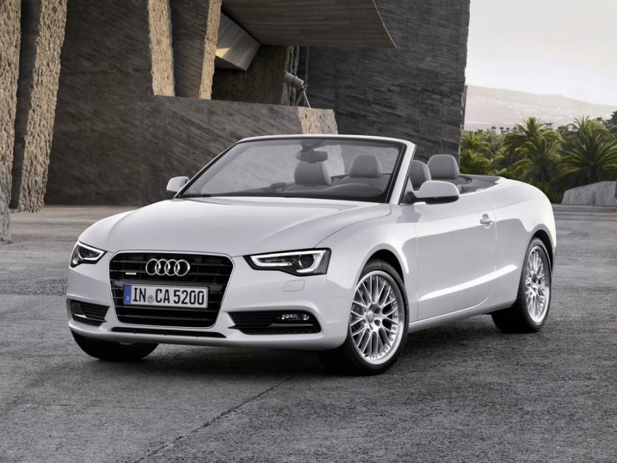 Audi A5 кабриолет, 2011–2016, 8T [рестайлинг] - отзывы, фото и характеристики на Car.ru