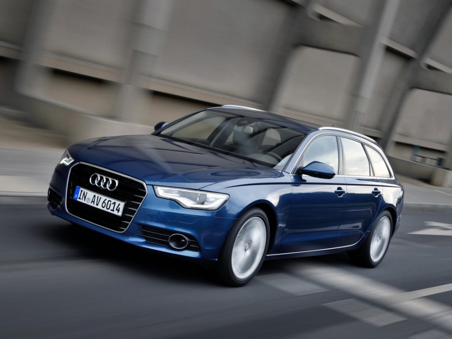 Audi A6 Avant универсал 5-дв., 2011–2014, 4G/C7 - отзывы, фото и характеристики на Car.ru