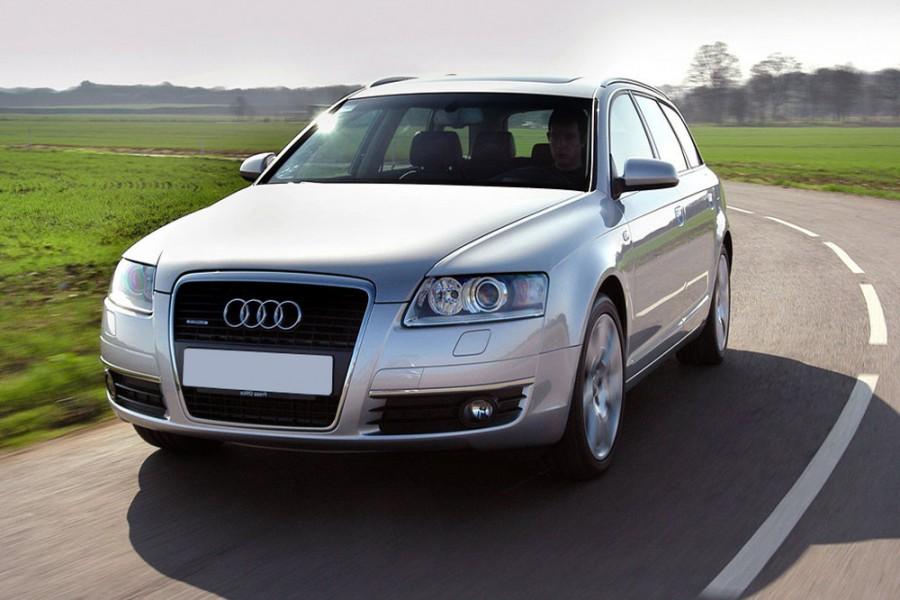 Audi A6 универсал 5-дв., 2004–2008, 4F/C6 - отзывы, фото и характеристики на Car.ru