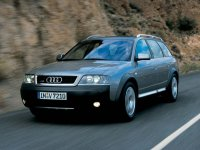 Audi Allroad, 4B/C5, Универсал, 2000–2005