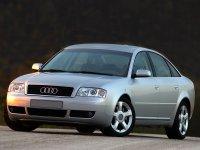 Audi A6, 4B/C5 [рестайлинг], Седан, 2001–2004