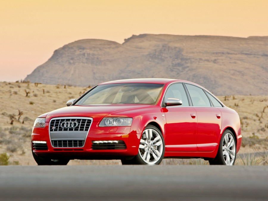 Audi S6 седан, 2006–2008, C6 - отзывы, фото и характеристики на Car.ru