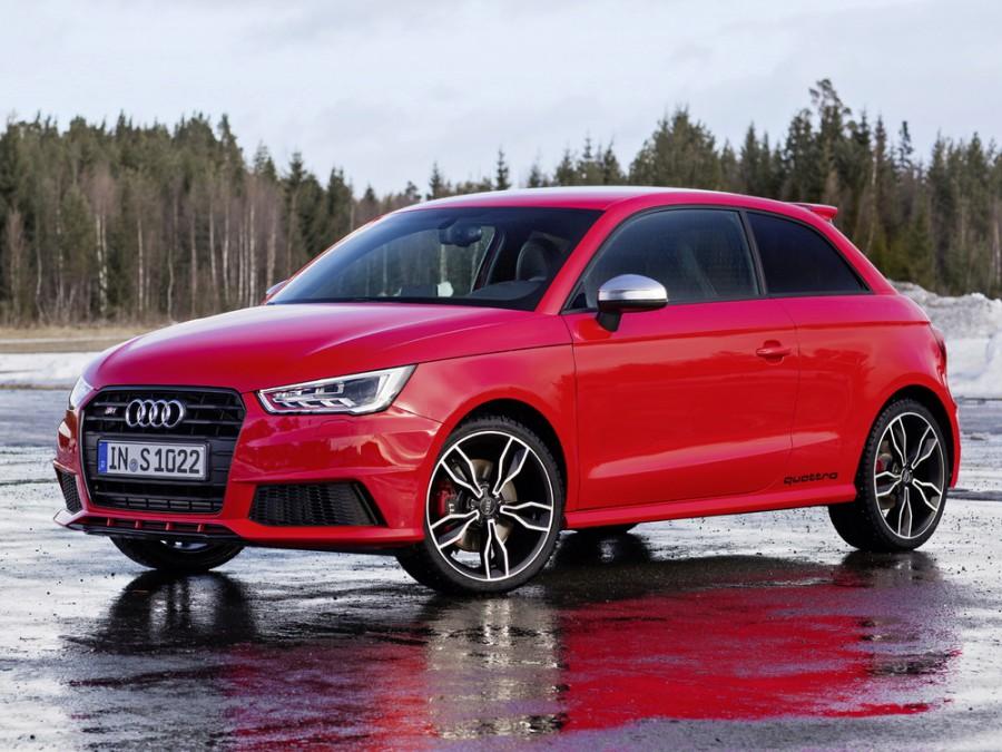 Audi S1 хетчбэк 3-дв., 8X - отзывы, фото и характеристики на Car.ru