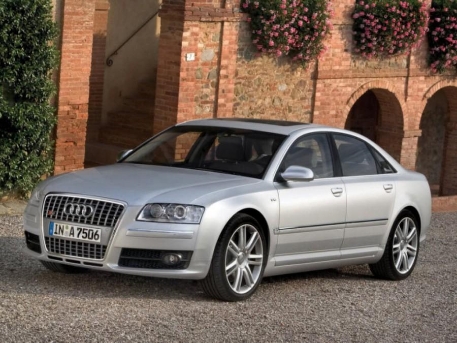 Audi S8 седан, 2005–2008, D3 - отзывы, фото и характеристики на Car.ru