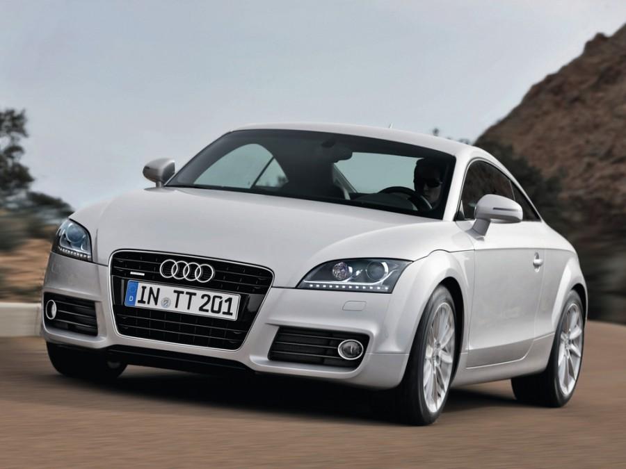 Audi TT купе 2-дв., 2010–2014, 8J [рестайлинг] - отзывы, фото и характеристики на Car.ru