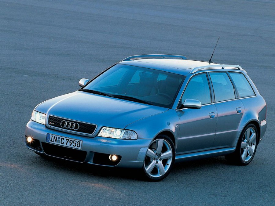 Audi RS4 Avant универсал 5-дв., 2000–2001, B5 - отзывы, фото и характеристики на Car.ru