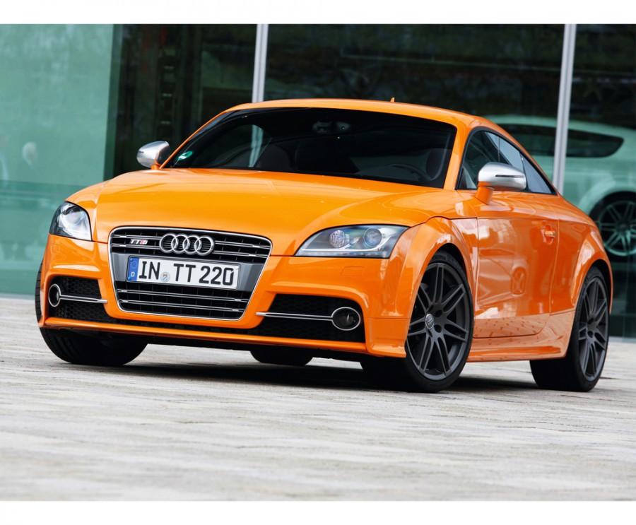Audi TT S купе 2-дв., 2010–2014, 8J [рестайлинг] - отзывы, фото и характеристики на Car.ru