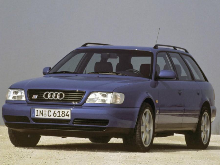 Audi S6 универсал, 1994–1997, C4 - отзывы, фото и характеристики на Car.ru