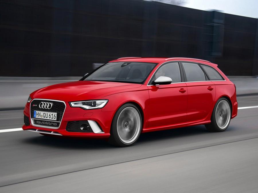 Audi RS6 Avant универсал, 2013–2014, C7 - отзывы, фото и характеристики на Car.ru