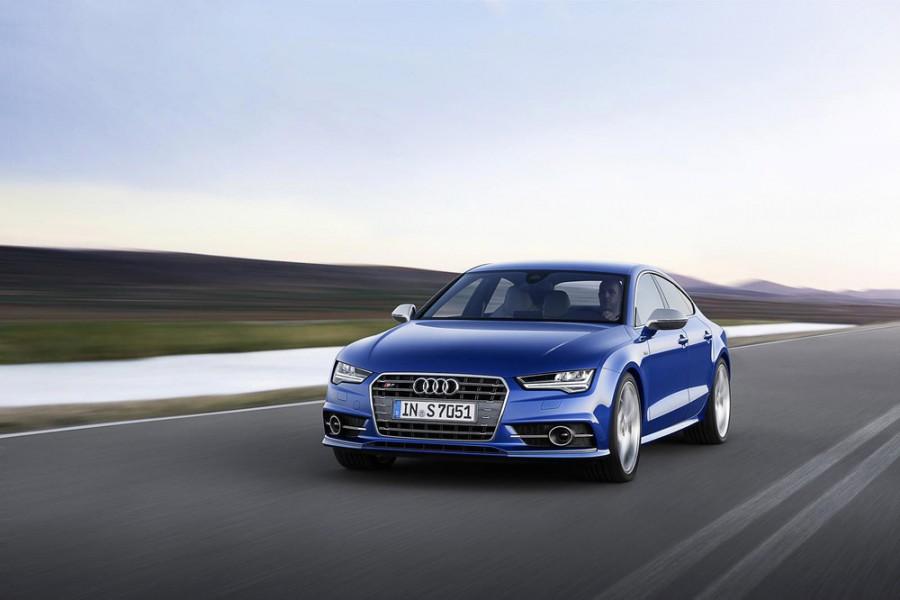 Audi S7 Sportback лифтбэк, 2014–2016, 4G [рестайлинг] - отзывы, фото и характеристики на Car.ru