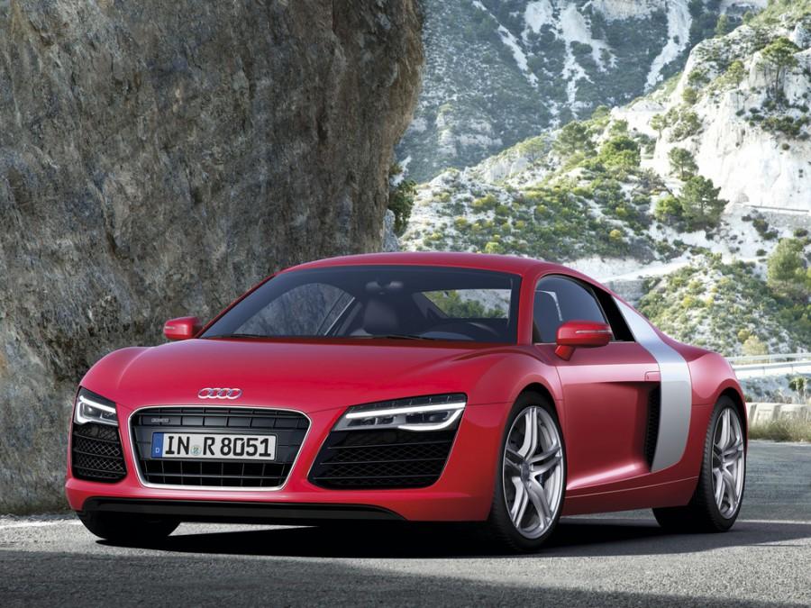 Audi R8 купе, 2012–2016, 1 поколение [рестайлинг] - отзывы, фото и характеристики на Car.ru