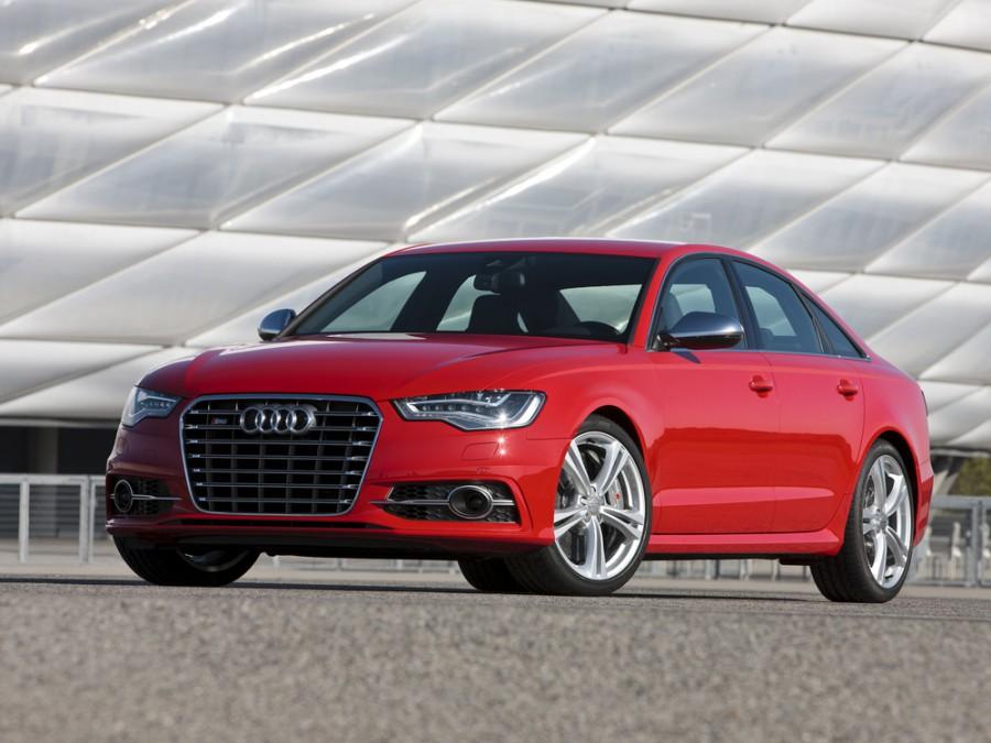 Audi S6 седан, 2012–2014, C7 - отзывы, фото и характеристики на Car.ru