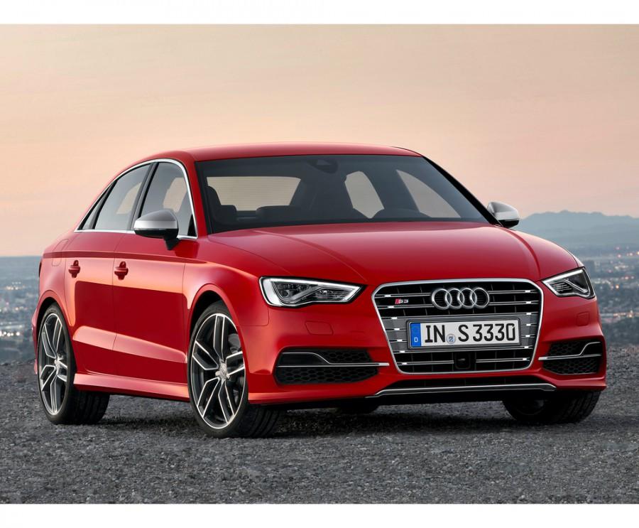 Audi S3 седан, 2013–2016, 8V - отзывы, фото и характеристики на Car.ru