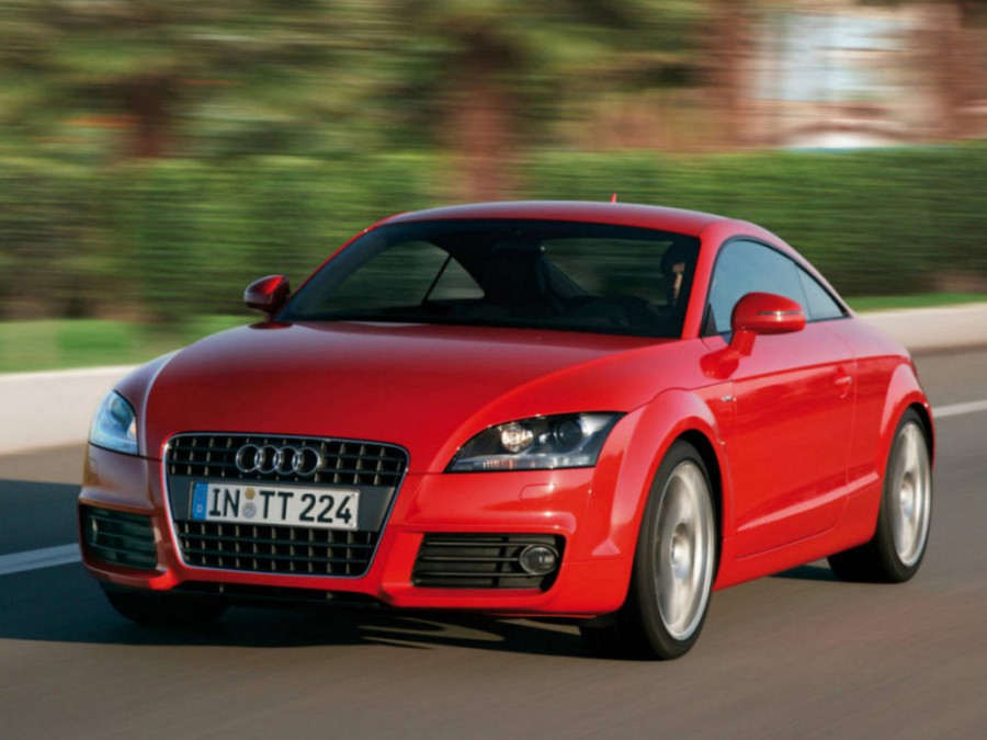 Audi TT купе 2-дв., 2006–2010, 8J - отзывы, фото и характеристики на Car.ru