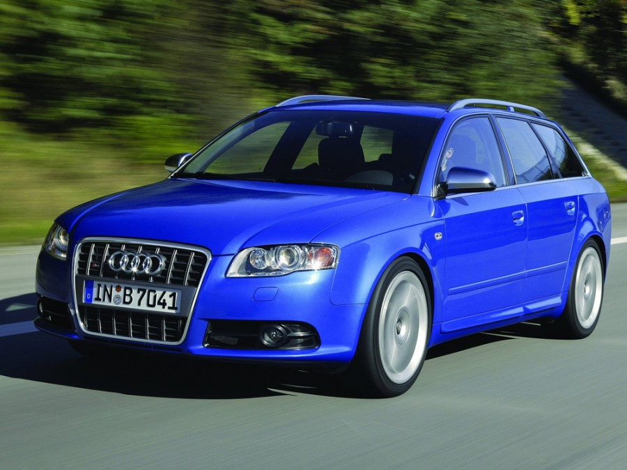 Audi S4 Avant универсал 5-дв., 2005–2008, B7/8E - отзывы, фото и характеристики на Car.ru