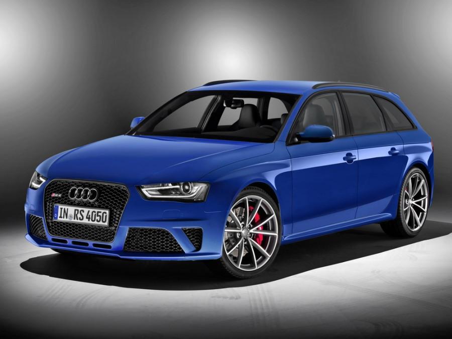 Audi RS4 Avant Nogaro selection универсал 5-дв., 2012–2016, B8 - отзывы, фото и характеристики на Car.ru