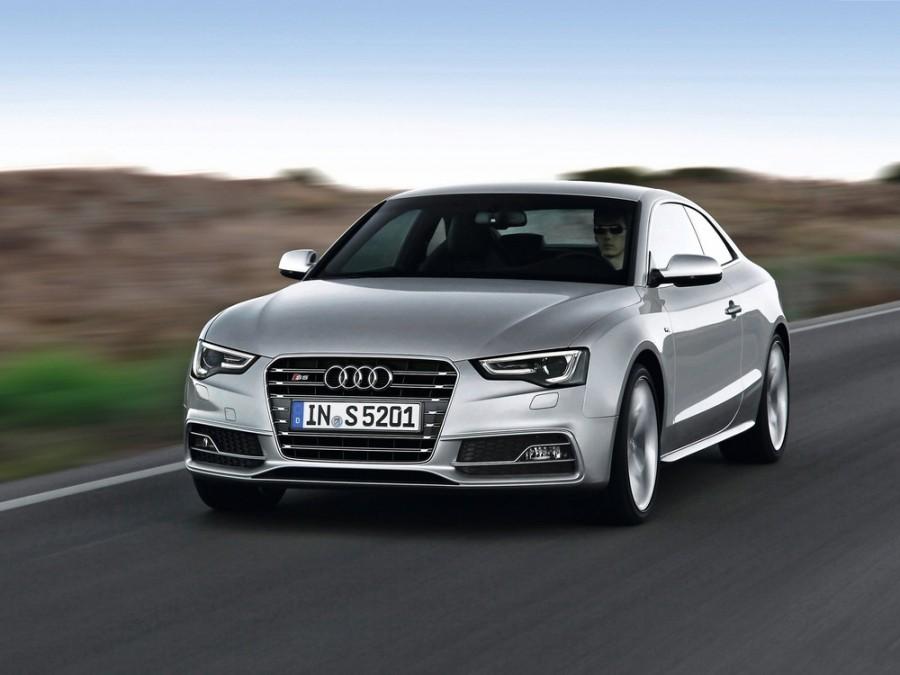 Audi S5 купе, 2012–2016, 8T [рестайлинг] - отзывы, фото и характеристики на Car.ru
