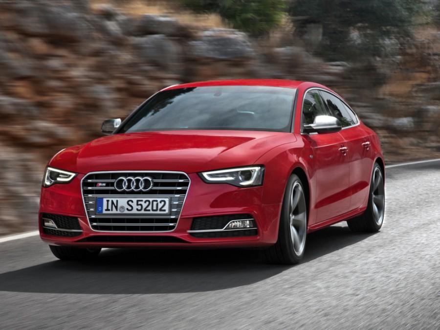 Audi S5 Sportback лифтбэк, 2012–2016, 8T [рестайлинг] - отзывы, фото и характеристики на Car.ru