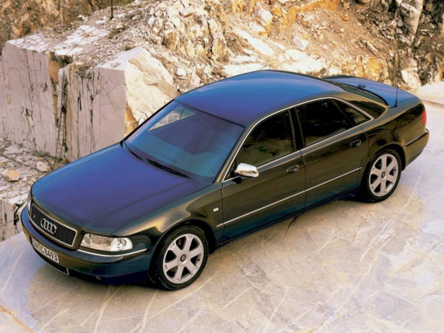 Audi S8 седан, 1999–2002, D2 [рестайлинг] - отзывы, фото и характеристики на Car.ru