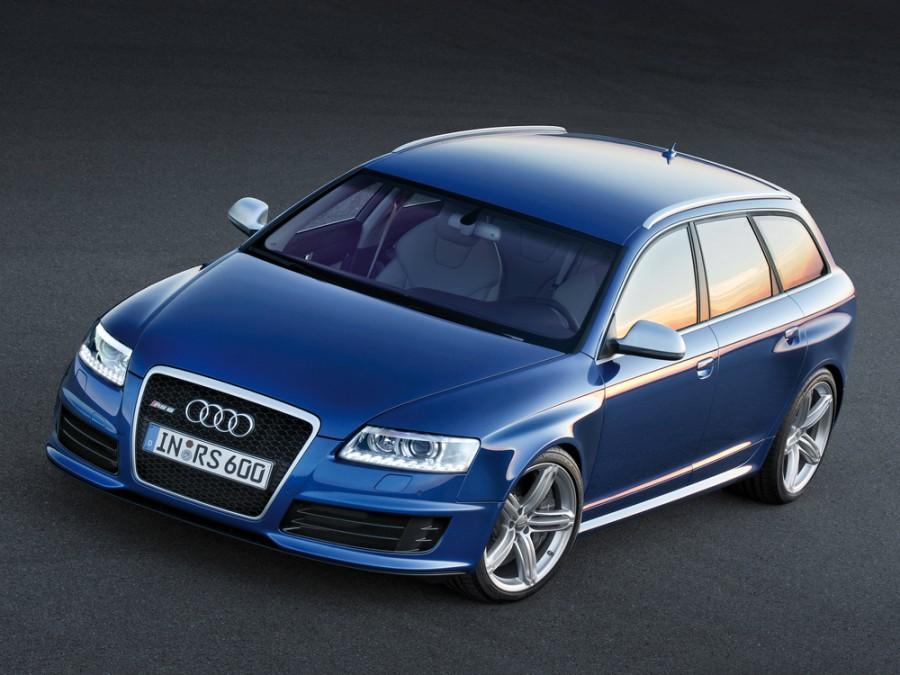 Audi RS6 универсал, 2008–2010, C6 - отзывы, фото и характеристики на Car.ru