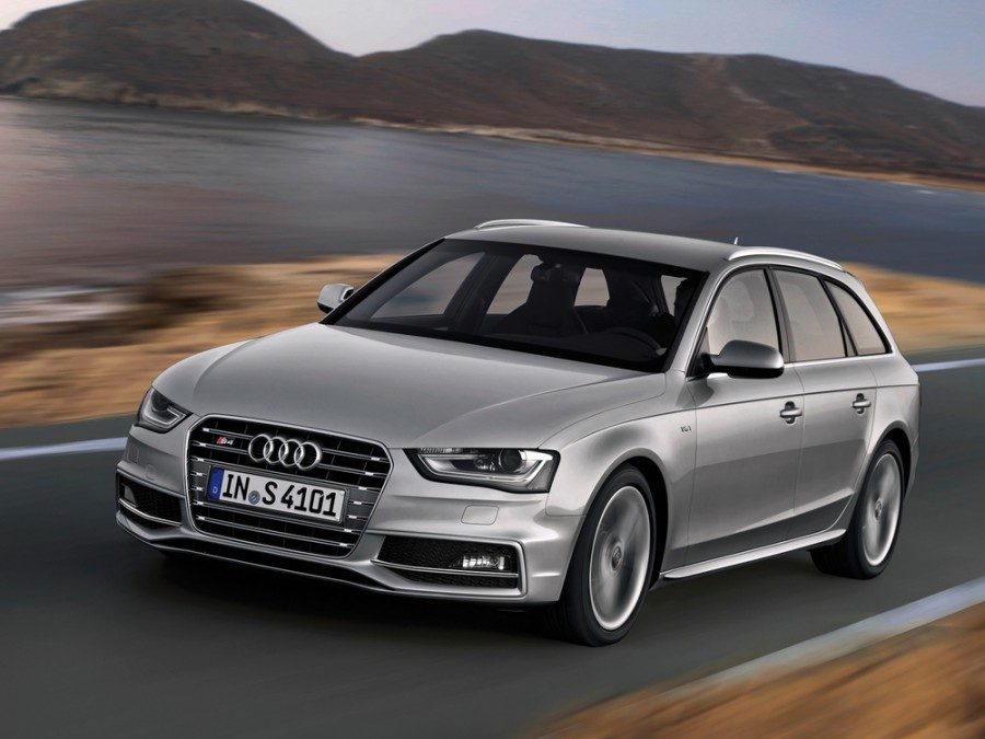 Audi S4 Avant универсал, 2011–2015, B8/8K [рестайлинг] - отзывы, фото и характеристики на Car.ru