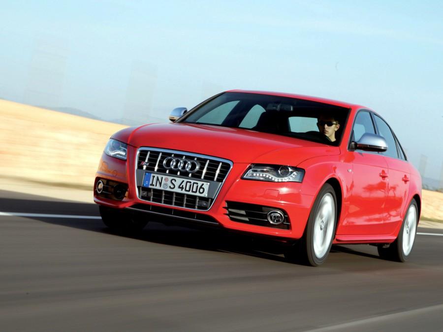 Audi S4 седан, 2009–2011, B8/8K - отзывы, фото и характеристики на Car.ru