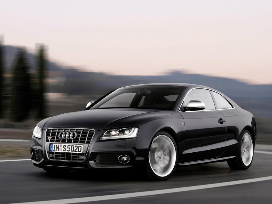 Audi S5 купе, 2008–2011, 8T - отзывы, фото и характеристики на Car.ru