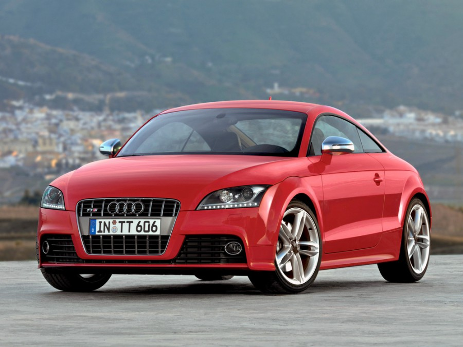 Audi TT S купе 2-дв., 2006–2010, 8J - отзывы, фото и характеристики на Car.ru