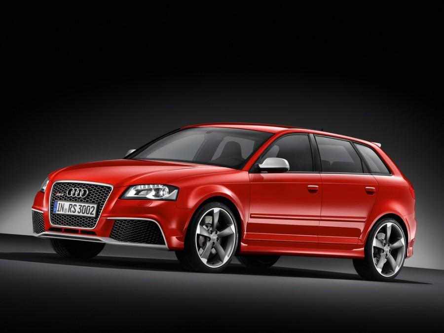Audi RS3 Sportback хетчбэк, 2011–2012, 8PA - отзывы, фото и характеристики на Car.ru