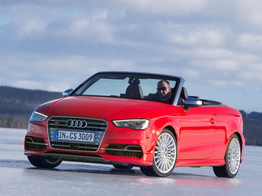 Audi S3 кабриолет, 2013–2016, 8V - отзывы, фото и характеристики на Car.ru