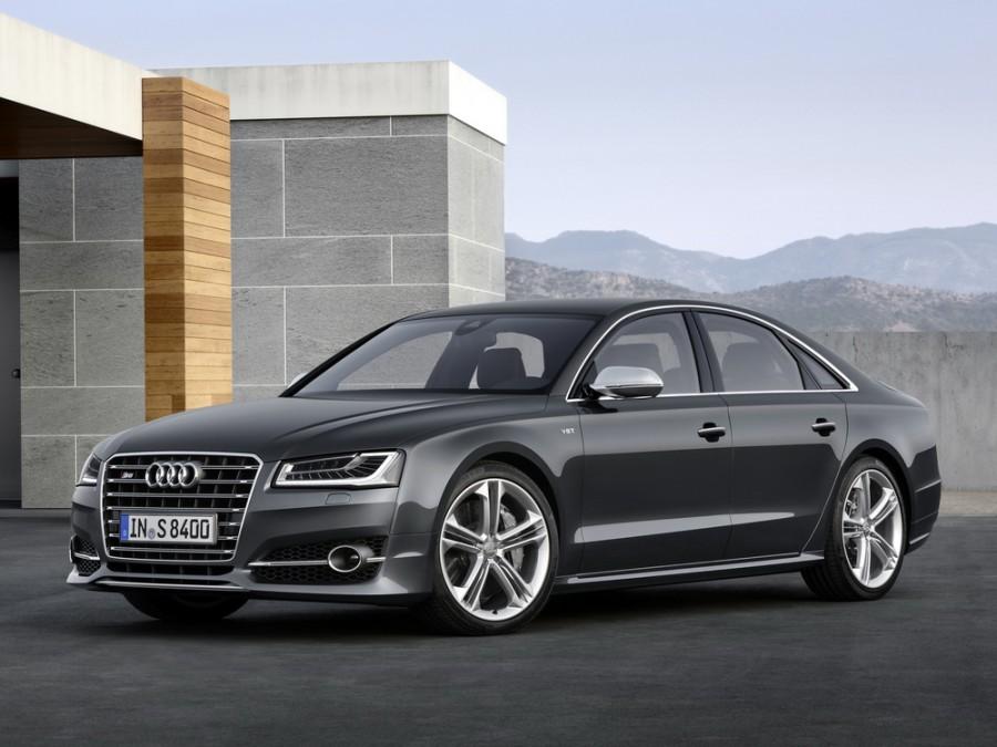 Audi S8 седан, 2013–2016, D4 [рестайлинг] - отзывы, фото и характеристики на Car.ru