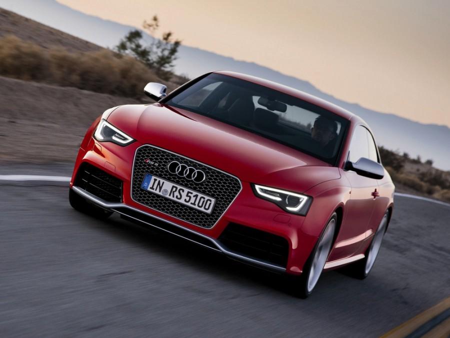 Audi RS5 купе, 2012–2016, 8T [рестайлинг] - отзывы, фото и характеристики на Car.ru