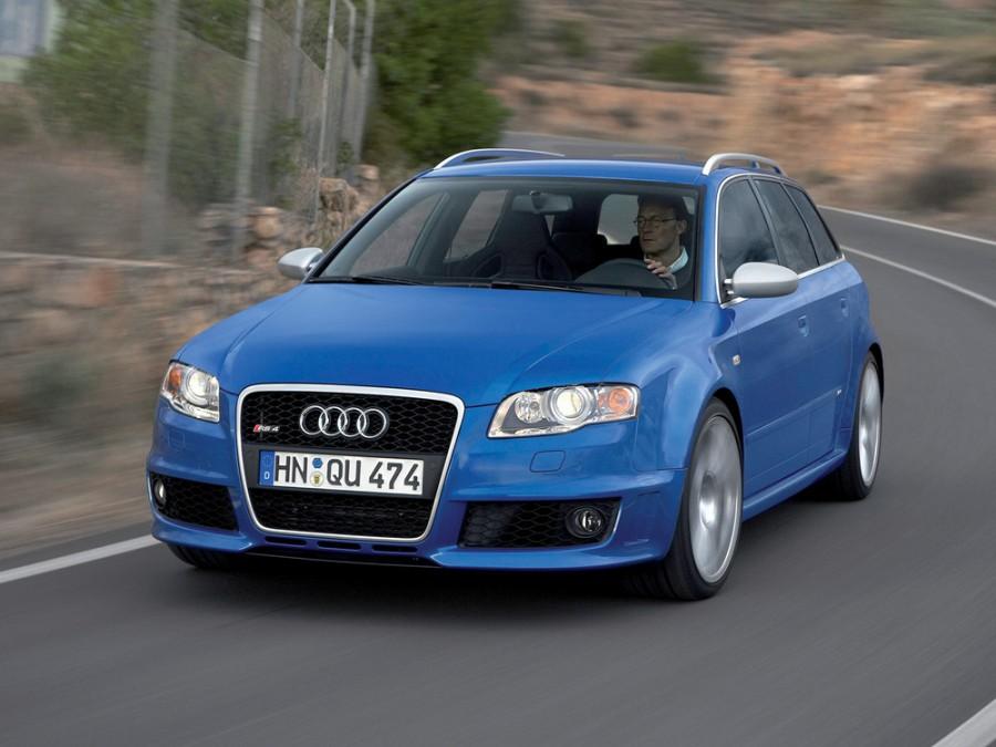Audi RS4 Avant универсал 5-дв., 2005–2008, B7 - отзывы, фото и характеристики на Car.ru