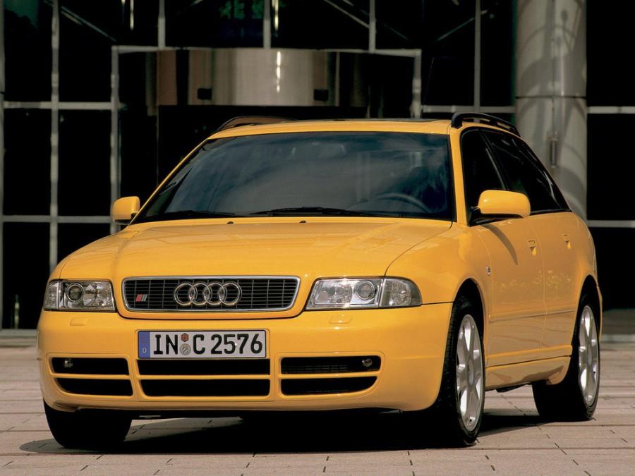 Audi S4 Avant универсал 5-дв., 1997–2001, B5/8D - отзывы, фото и характеристики на Car.ru