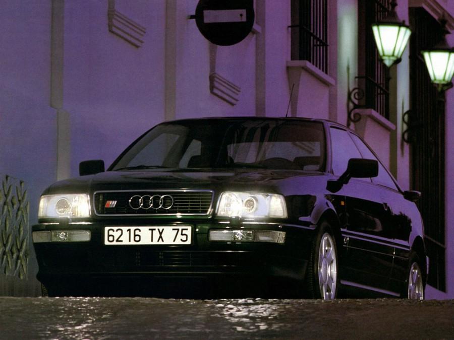 Audi S2 купе, 1990–1995, 89/8B - отзывы, фото и характеристики на Car.ru