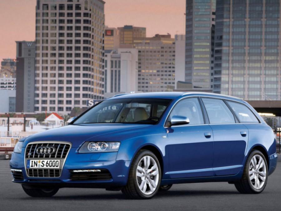 Audi S6 универсал, 2006–2008, C6 - отзывы, фото и характеристики на Car.ru