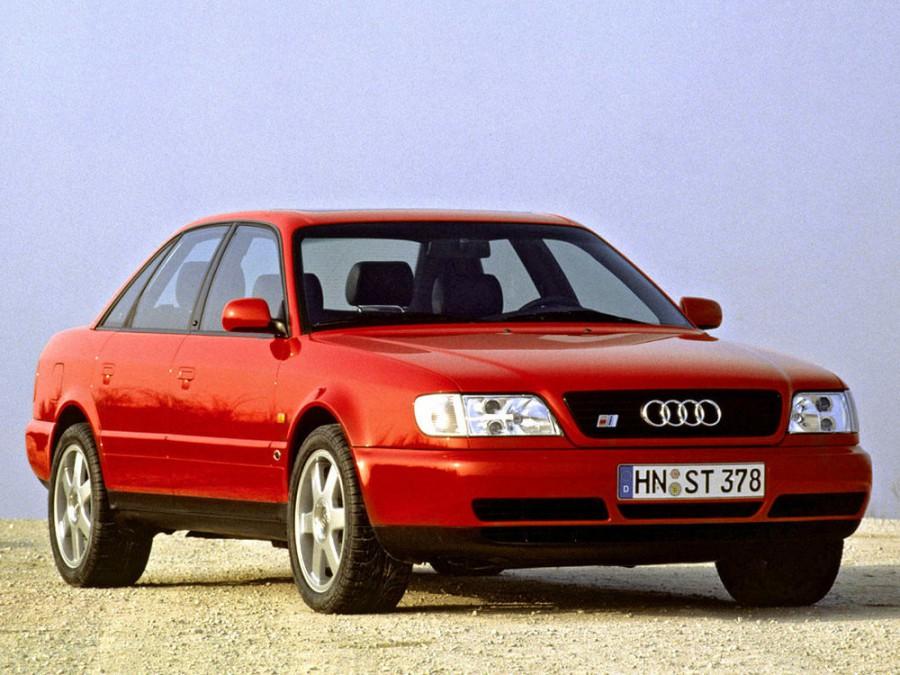 Audi S6 седан, 1994–1997, C4 - отзывы, фото и характеристики на Car.ru