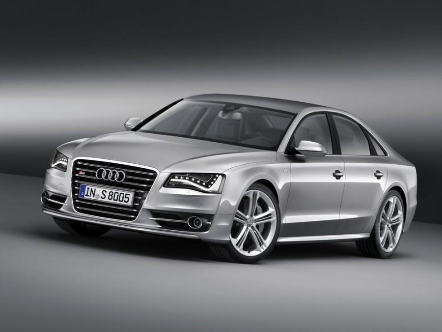 Audi S8 седан, 2012–2013, D4 - отзывы, фото и характеристики на Car.ru