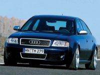 Audi RS6, C5, Седан, 2002–2004