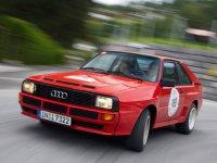 Audi Quattro, 85, Купе, 1980–1991