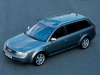 Audi S6, C5, Универсал, 1999–2001