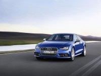 Audi S7, 4G [рестайлинг], Sportback лифтбэк, 2014–2016