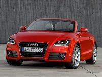 Audi TT, 8J [рестайлинг], Родстер 2-дв., 2010–2014