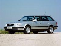 Audi S4, 4A/C4, Avant универсал, 1991–1994