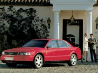 Audi S8, D2, Седан, 1996–2002