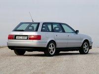 Audi S2, 8C/B4, Универсал, 1992–1995