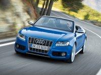 Audi S5, 8T, Кабриолет, 2008–2011
