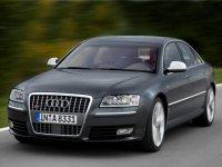 Audi S8, D3 [рестайлинг], Седан, 2005–2011