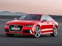 Audi RS7, 4G [рестайлинг], Sportback лифтбэк, 2014–2016