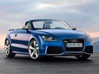 Audi TT, 8J [рестайлинг], Rs родстер 2-дв., 2010–2014